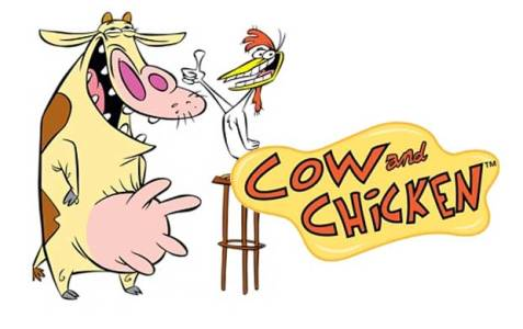 cow-and-chicken-official-shirts